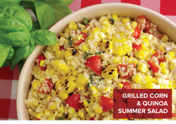 Grilled Corn and Quinoa Summer Salad | Barnes - Ace Hardware